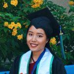 Du học sinh Đinh Thị Thuỳ Trang