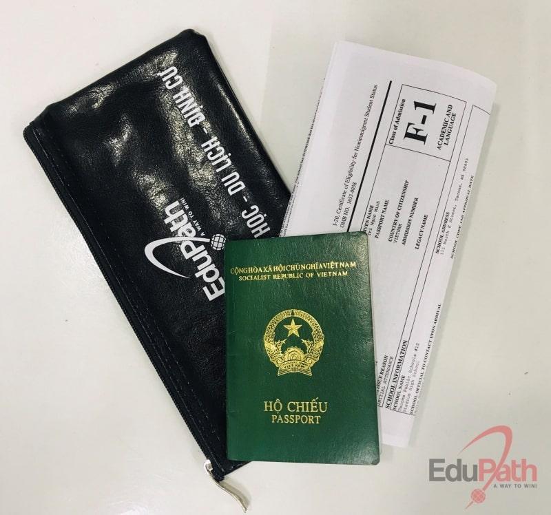 Visa du học Mỹ và I-20 của du học sinh EduPath
