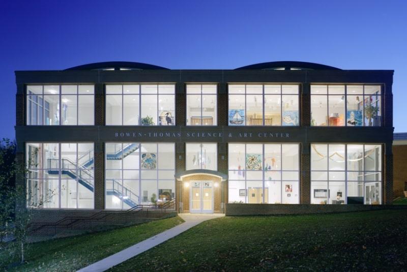 The Calverton School