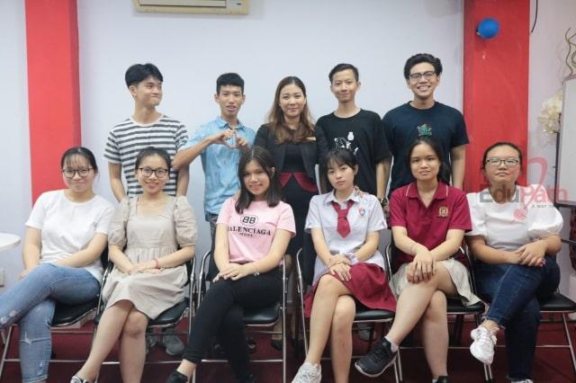 Các du học sinh đậu visa du học Mỹ tại EduPath