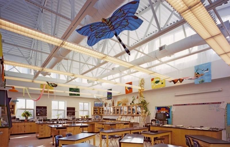 Cơ sở vật chất trường The Calverton School - Du học EduPath