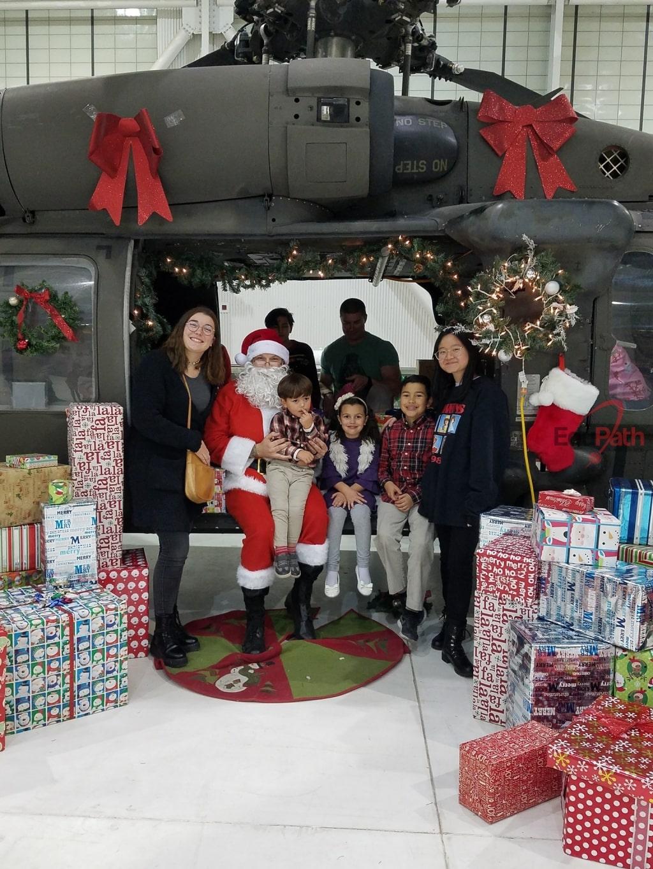 Hoàng Giang đón giáng sinh tại Mỹ