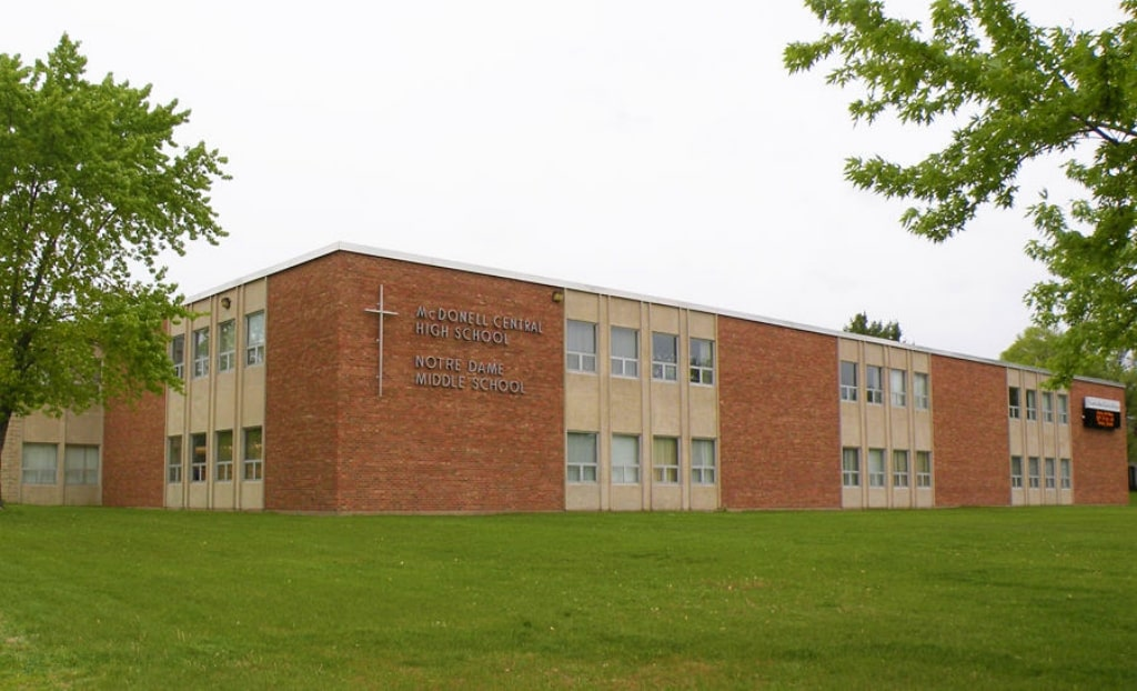 McDonell Catholic Central High School