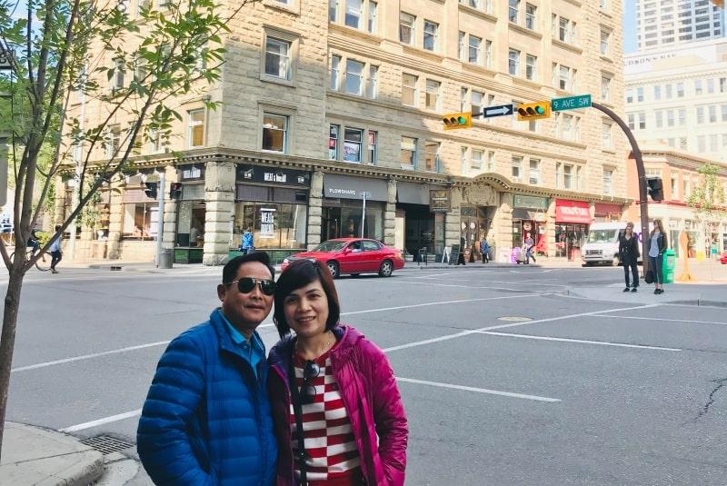 Anh Nguyễn Hữu Xuyên visa du lịch Canada tại EduPath