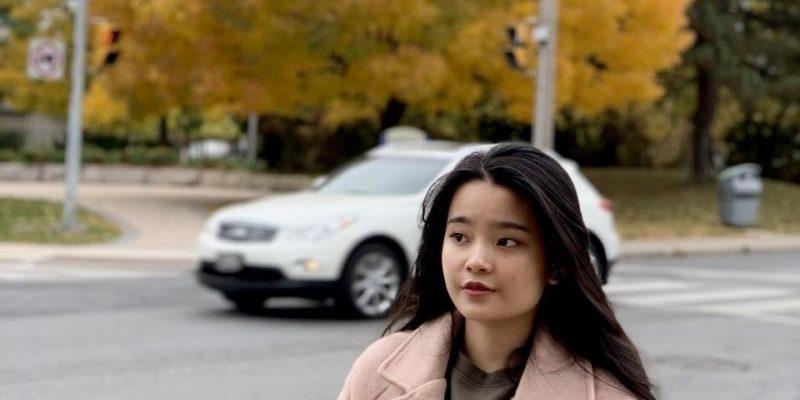 Học sinh Nguyễn Thị Hạ Vy du học Canada