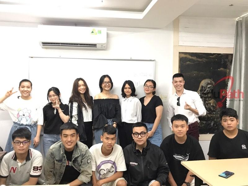 Du học sinh EduPath tham gia khoá học dự bị du học 2020-2021