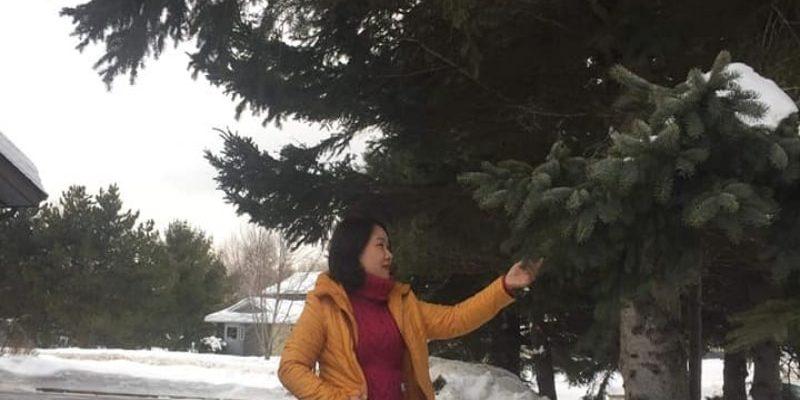 Mẹ du học sinh Nguyễn Trung Đạt