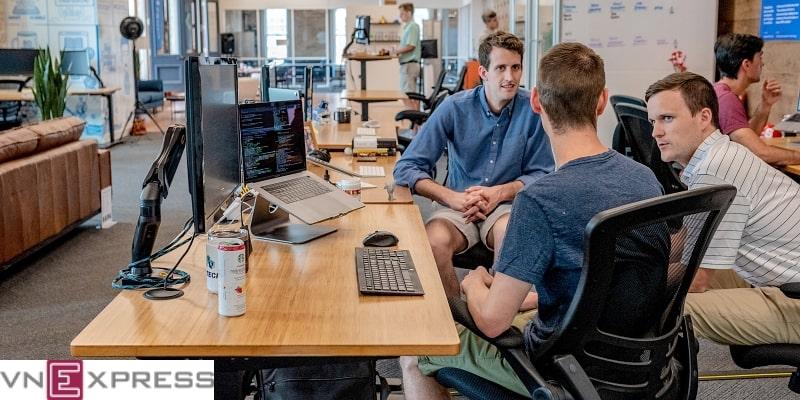 Vnexpress nói về chương trình thạc sĩ khoa học máy tính Mỹ