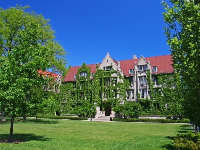 Trường đại học Chicago bang Illinois