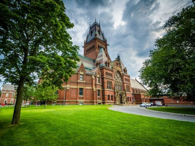 Trường đại học Harvard, Boston