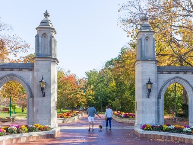Trường đại học Indiana, Bloomington