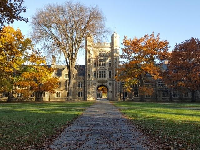 Trường đại học Michigan, bang Michigan
