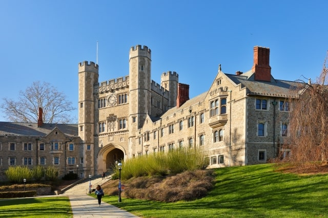 Trường đại học Princeton, bang New Jersey
