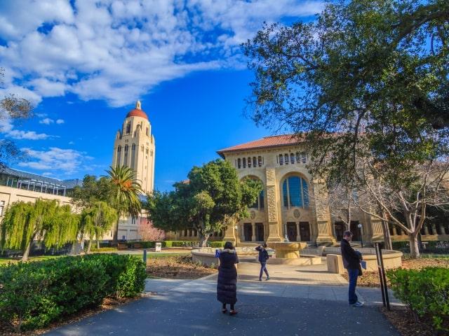 Trường đại học Stanford, bang California