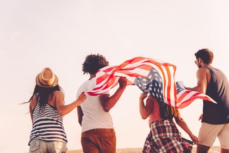 Hành trình giao lưu văn hoá Mỹ