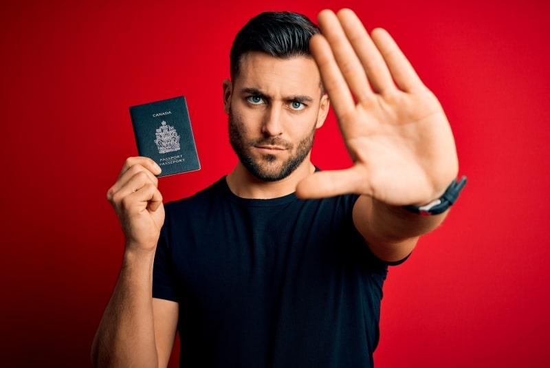 Từ chối visa du học Canada