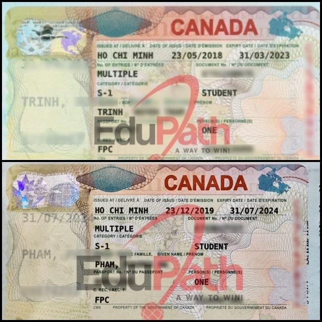 Visa du học Canada - Du học EduPath