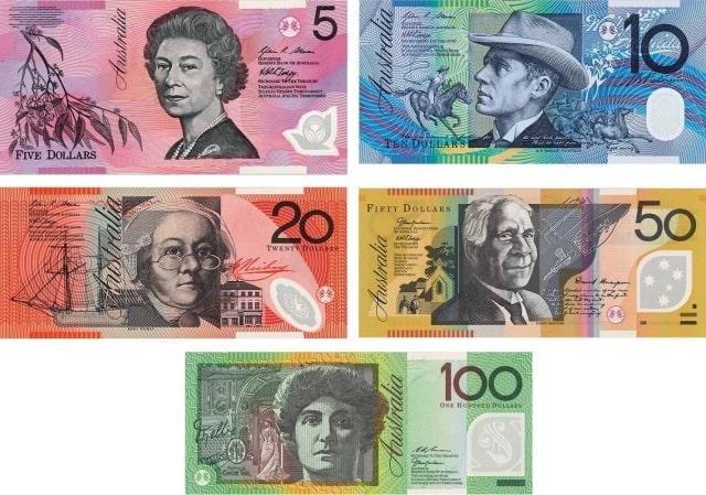 Đồng dollars Úc - Du học EduPath