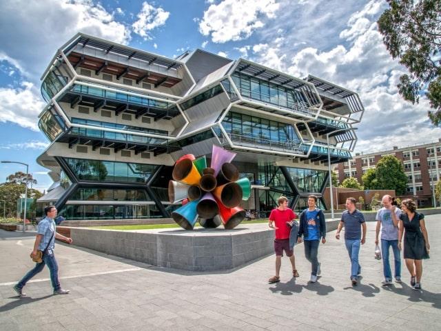 Trường Monash University - Du học Úc