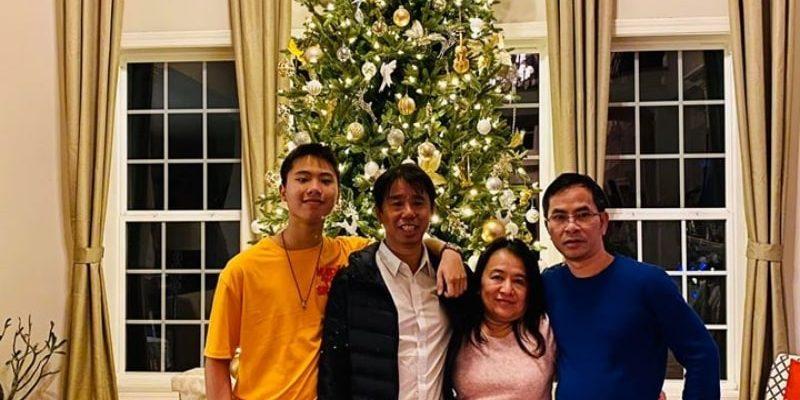 Chị Bích Liên cùng gia đình du lịch Mỹ - Du học EduPath