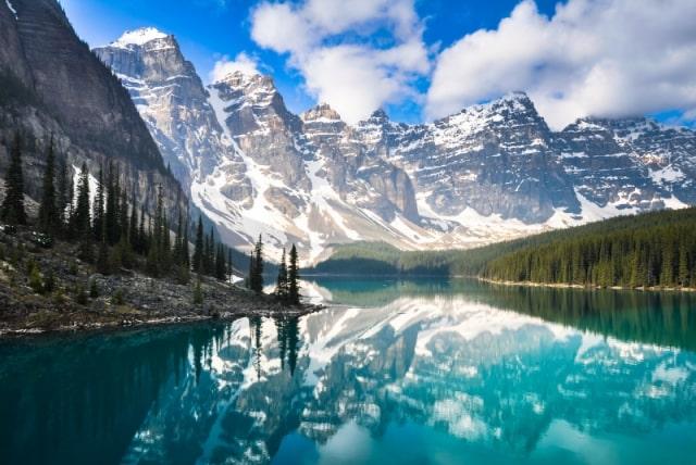 Núi đá Rockies, Canada - Du học EduPath