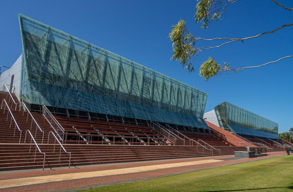 Sân vận động của trường Edith Cowan University - Du học EduPath