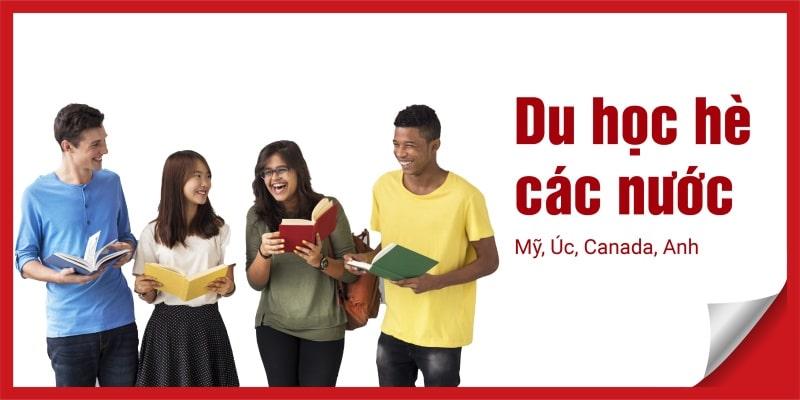 Du học hè các nước Mỹ, Úc, Canada, Anh - Du học EduPath