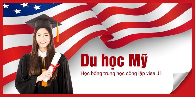 Du học Mỹ học bổng trung học công lập visa J1 - Du học EduPath