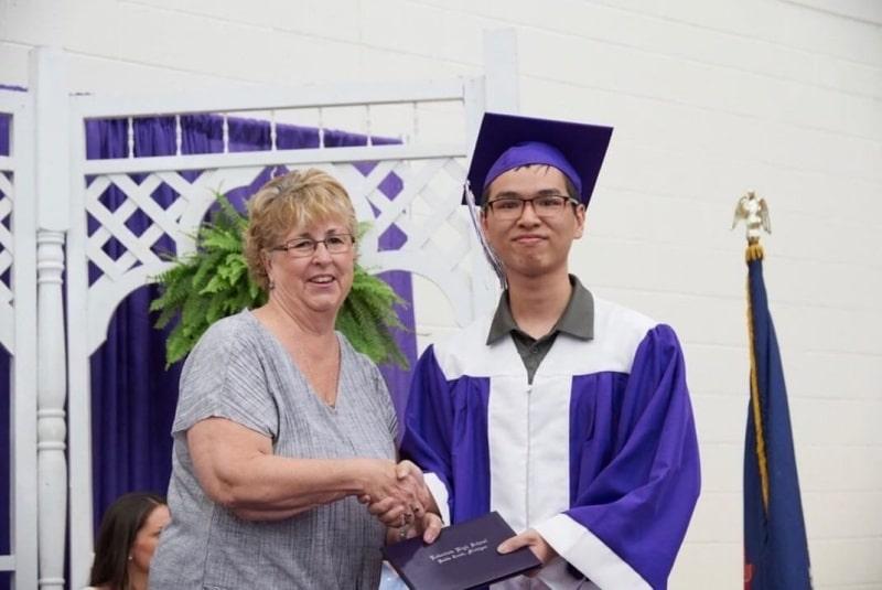 Vũ Trường Giang tốt nghiệp tại Mỹ - Du học EduPath