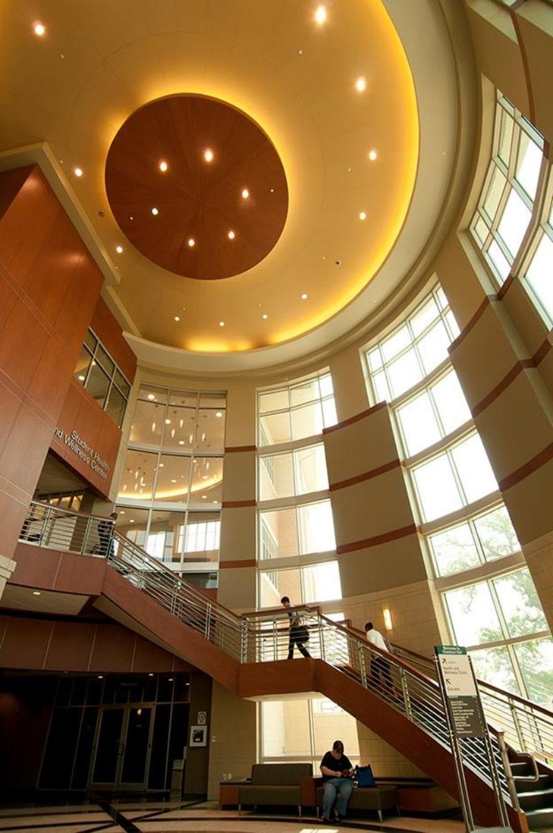 Cơ-sở-vật-chất-của-University-of-North- Texas-Du-học-Edupath