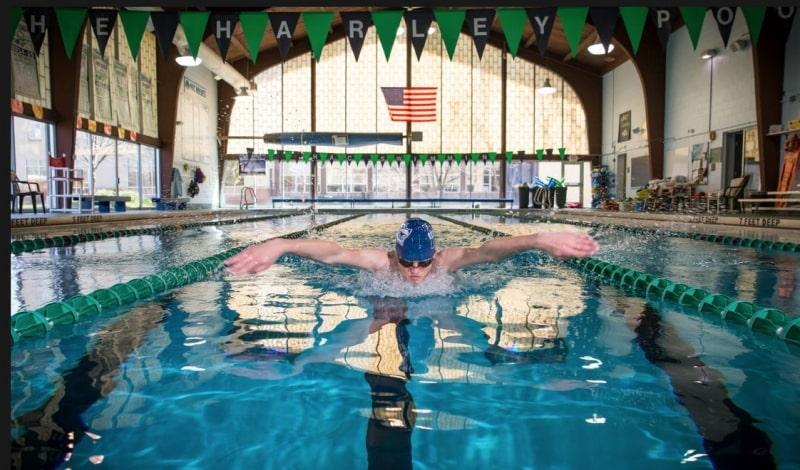 Hồ-bơi-của-The-Harley-School-Du-học-Edupath