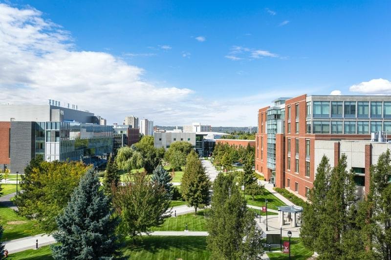 Khung-cảnh-bên-ngoài-của-Washington-State-University-Du-học-Edupath