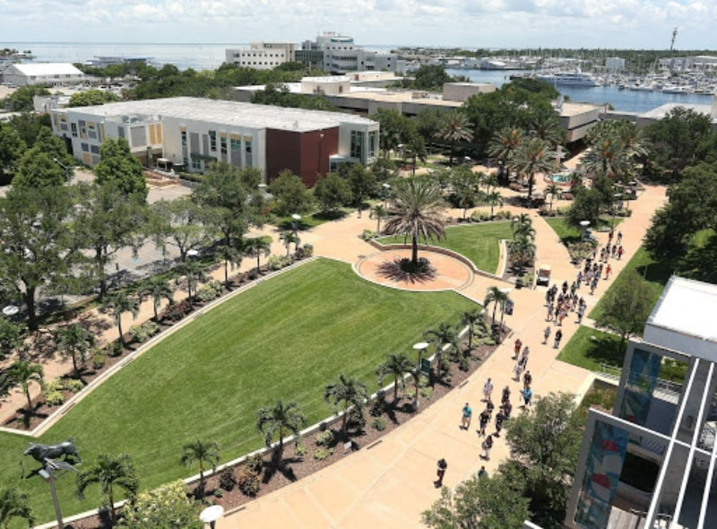Khung-cảnh-tổng-quát-của-University-of-South-Florida-Du-học-Edupath