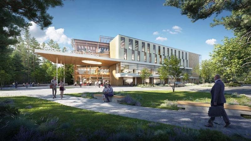 Khuôn-viên-của-trường-Trinity-Western-University-Du-học-Edupath