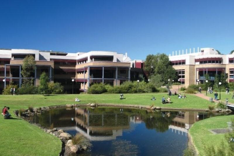 Khuôn-viên-trường-The-University-of-Wollongong-Du-học-Edupath