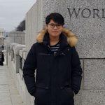 Lê Quang Sơn nhận học bổng