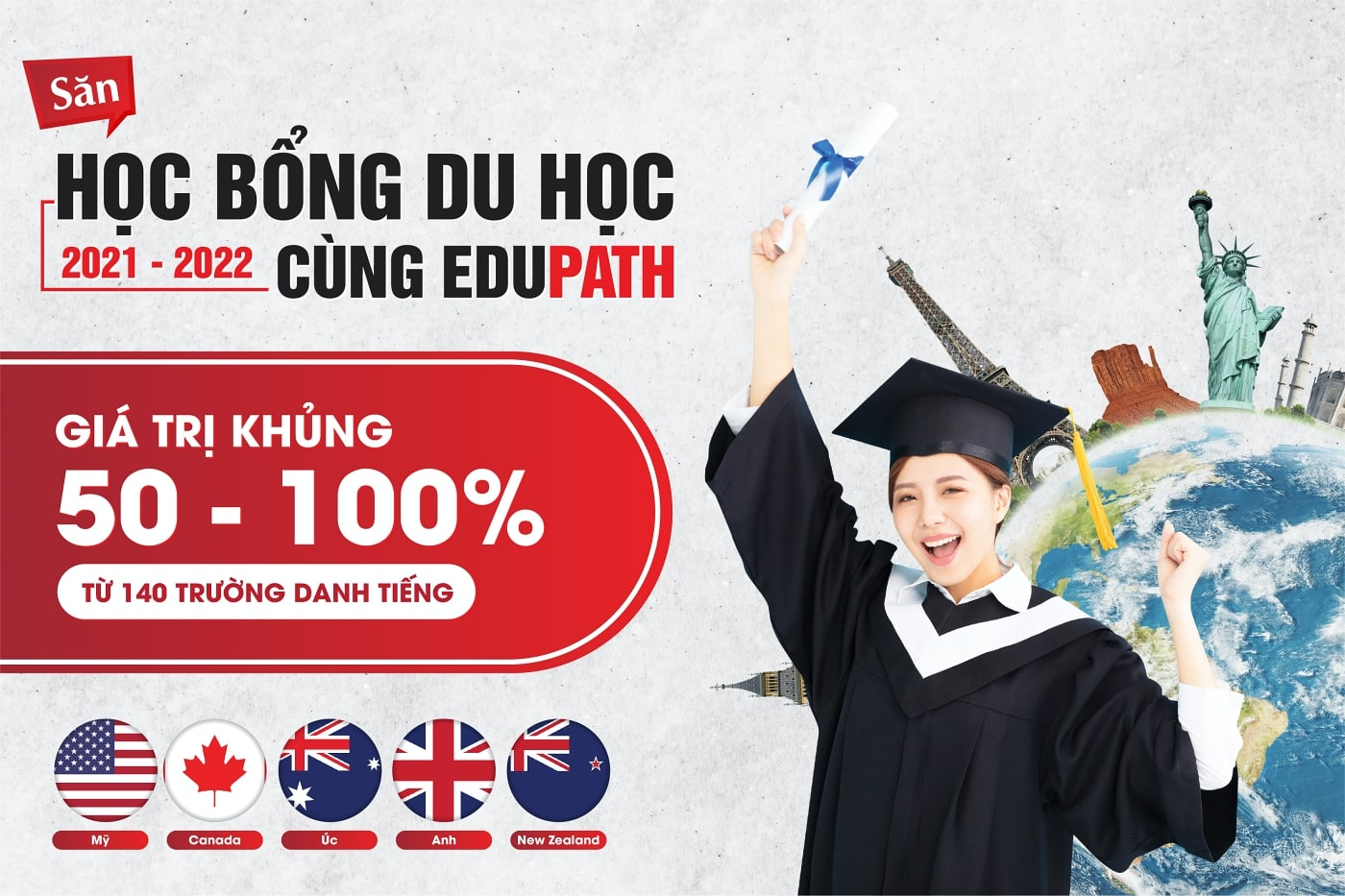 Học bổng du học EduPath