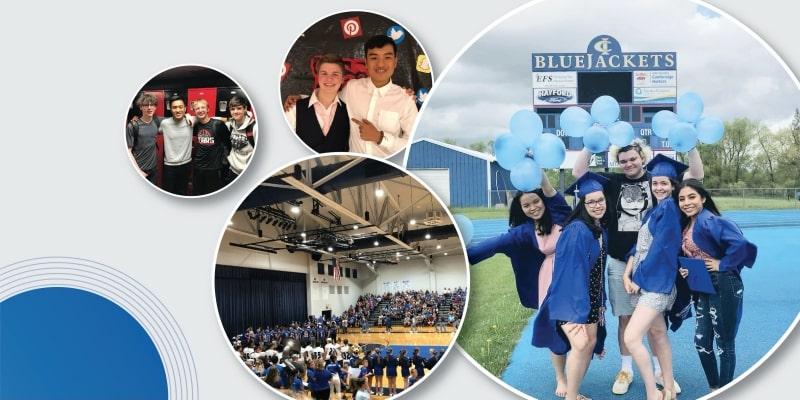 Học tập học bổng trung học công lập Mỹ