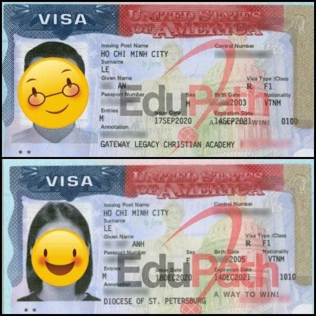 Visa du học THPT Mỹ - Du học EduPath