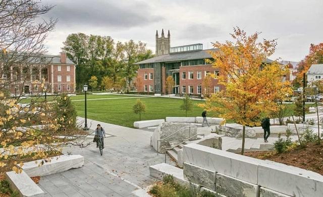 WilliamScollege best Liberal arts College in US - Du học EduPath