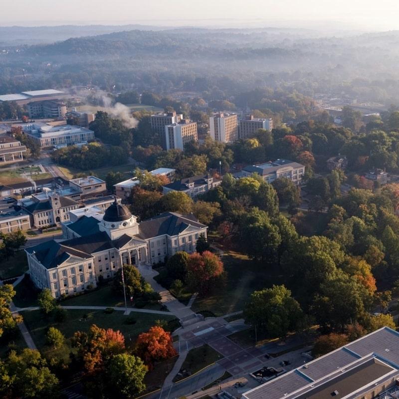 Khung-cảnh-tổng-quát-của-Southeast-Missouri-State-University-Du-học-Edupath
