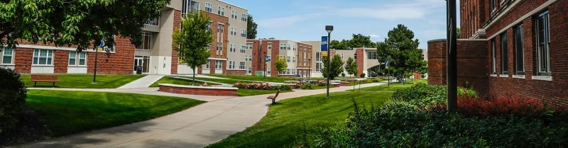 Khuôn-viên-trường-University-of-Nebraska-at-Kearney-Du-học-Edupath