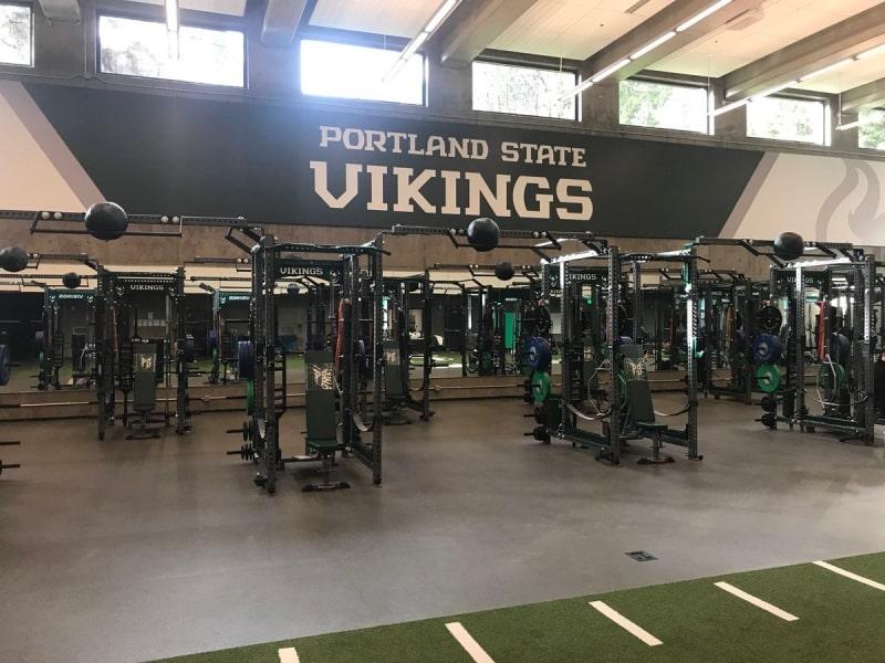 Phòng-tập-thể-hình-của-Portland-State-University-Du-học-Edupath
