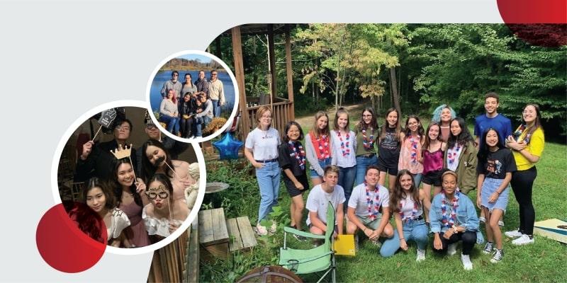 Trung học Mỹ giao lưu văn hoá