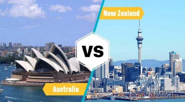 Nên du học Úc hay New Zealand - Du học EduPath
